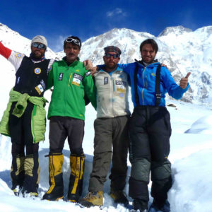 Winter Everest: Alex Txikon Joined by Muhammad Ali Sadpara