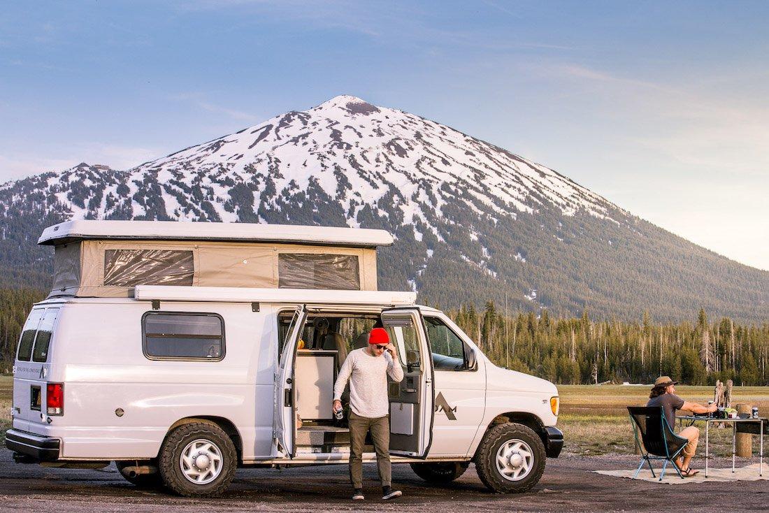 Aj The Best Camper Van Rentals In North America