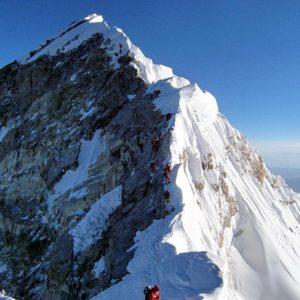 A Deep Dive into Everest Stats