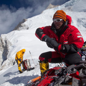 Interview: Simone Moro on winter K2