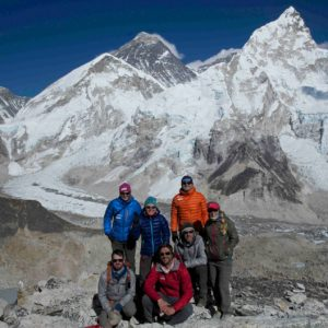 Mountain Professionals: Everest Summit Push On