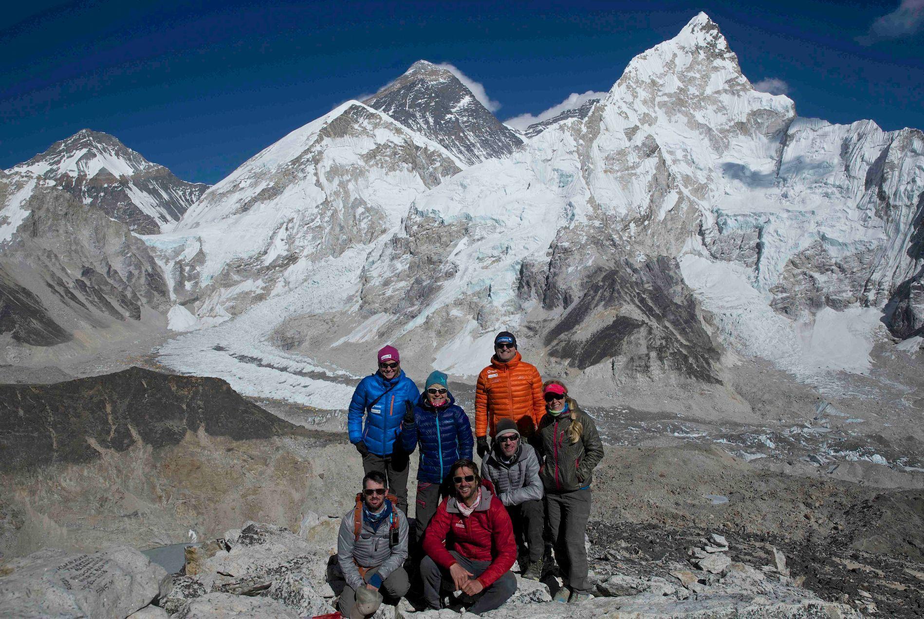 Mountain Professionals: Everest Summit Push On