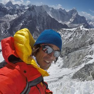 Interview (PM): Hervé Barmasse, Shisha Pangma and the lure of unpredictable mountaineering
