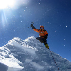 Winter K2: Urubko scouts the eastern face, sets up Camp 2