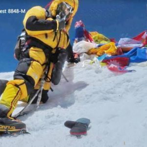 Mount Everest High Altitude Rescue Debrief