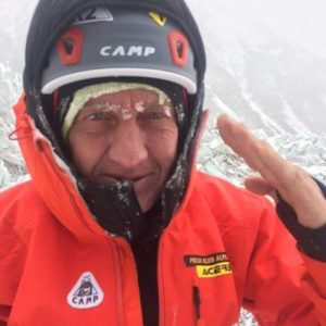 Winter K2: Denis Urubko Reports