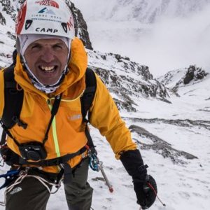 "Simone Moro: The ""Coldest Climb of the Coldest Mountain"""
