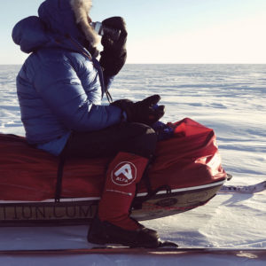 Solo Trans-Antarctic Crossing Kicks Off