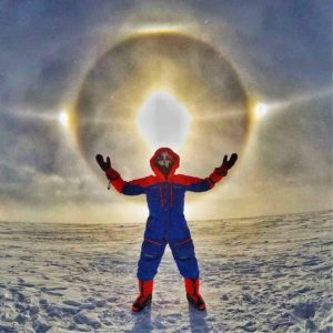 Antarctica 2017: Ben Saunders Aborts, Spectre and the Maidens Soldier On