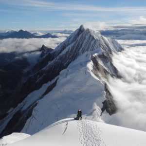The Makalu Climate Climb