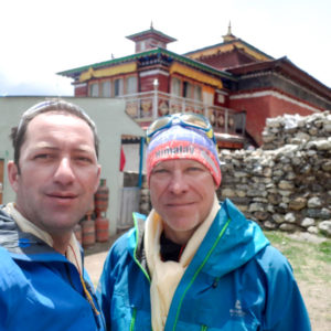 Colibasanu and Hamor Abandon Everest