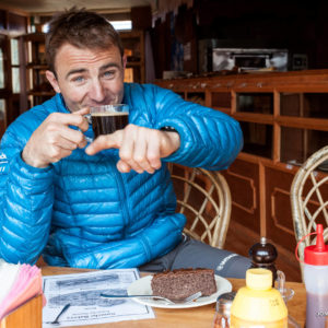 Anniversary of Ueli Steck's death