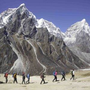 Fit to Climb: Everest