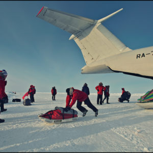 Preparations for 2018 Barneo North Pole Ice Camp are in full swing