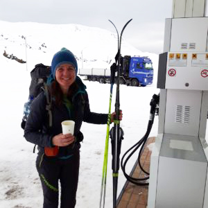 Tania Noakes Solos the Entire Length of Norway in Winter