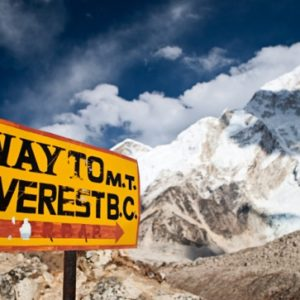 The Gentrification of Everest