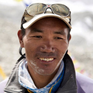 Kami Rita Breaks the Everest Record