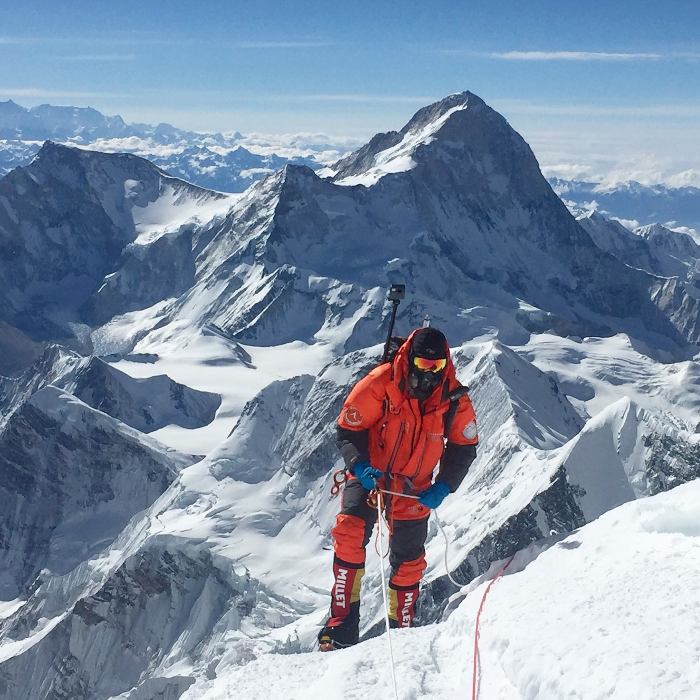 Everest: A Guide's Perspective