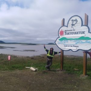 Update: Canoeists Complete Mackenzie River