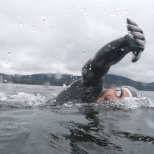 Ross Edgley: Swimming around Britain