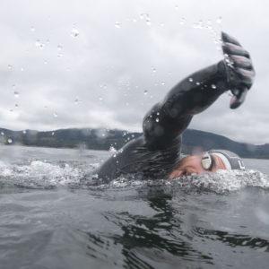 Ross Edgley: Swimming around Britain