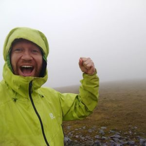 James Forrest: Two Months, 273 Irish Mountains