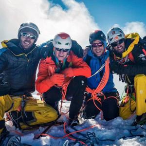 Austrians Notch Unclimbed Himalayan peak