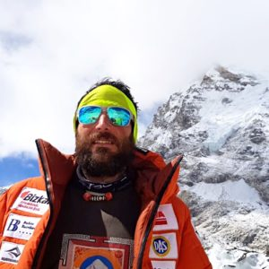 Alex Txikon: Winter K2 is only an option – and not my first