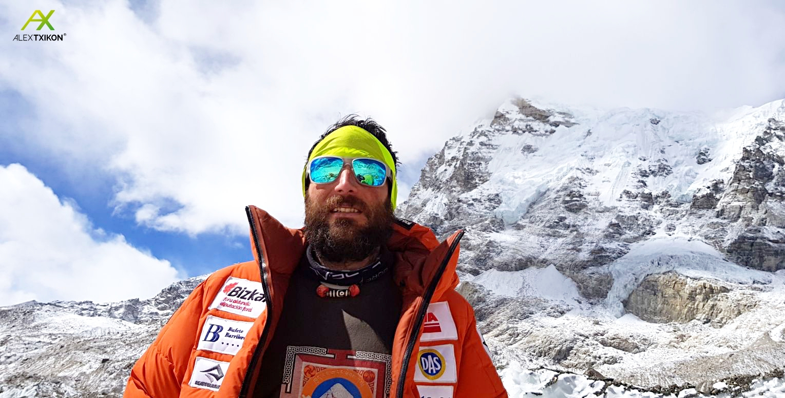 Alex Txikon winter Everest