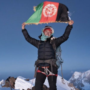 An Interview with Hanifa Yousoufi: First Afghan Woman to Climb Mt. Noshaq