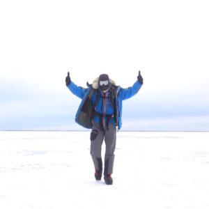 Masatatsu Abe: A Solo Specialist Takes on Antarctica