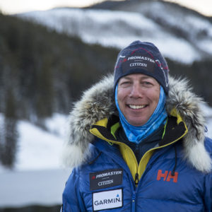 Interview: Eric Larsen on the South Pole Speed Record