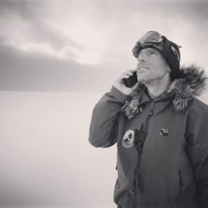 Interview: Dixie Dansercoer on Sledding to Russia from the North Pole
