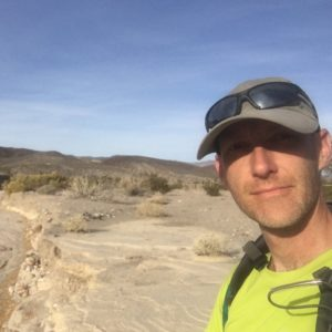 Unsupported Solo  Death Valley Crossing to Support Homeless Children