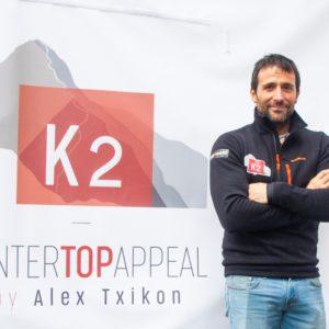 Txikon, Russians Gear Up for Winter K2