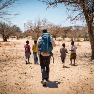 Chaz Powell to Trek the Gambia River