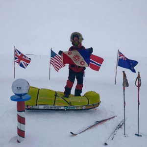 Antarctica 2018-2019: O'Brady Extends Lead in Week Five