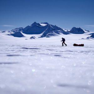 Antarctica 2018-2019: O'Brady, Rudd Finish; Abe Resupplies