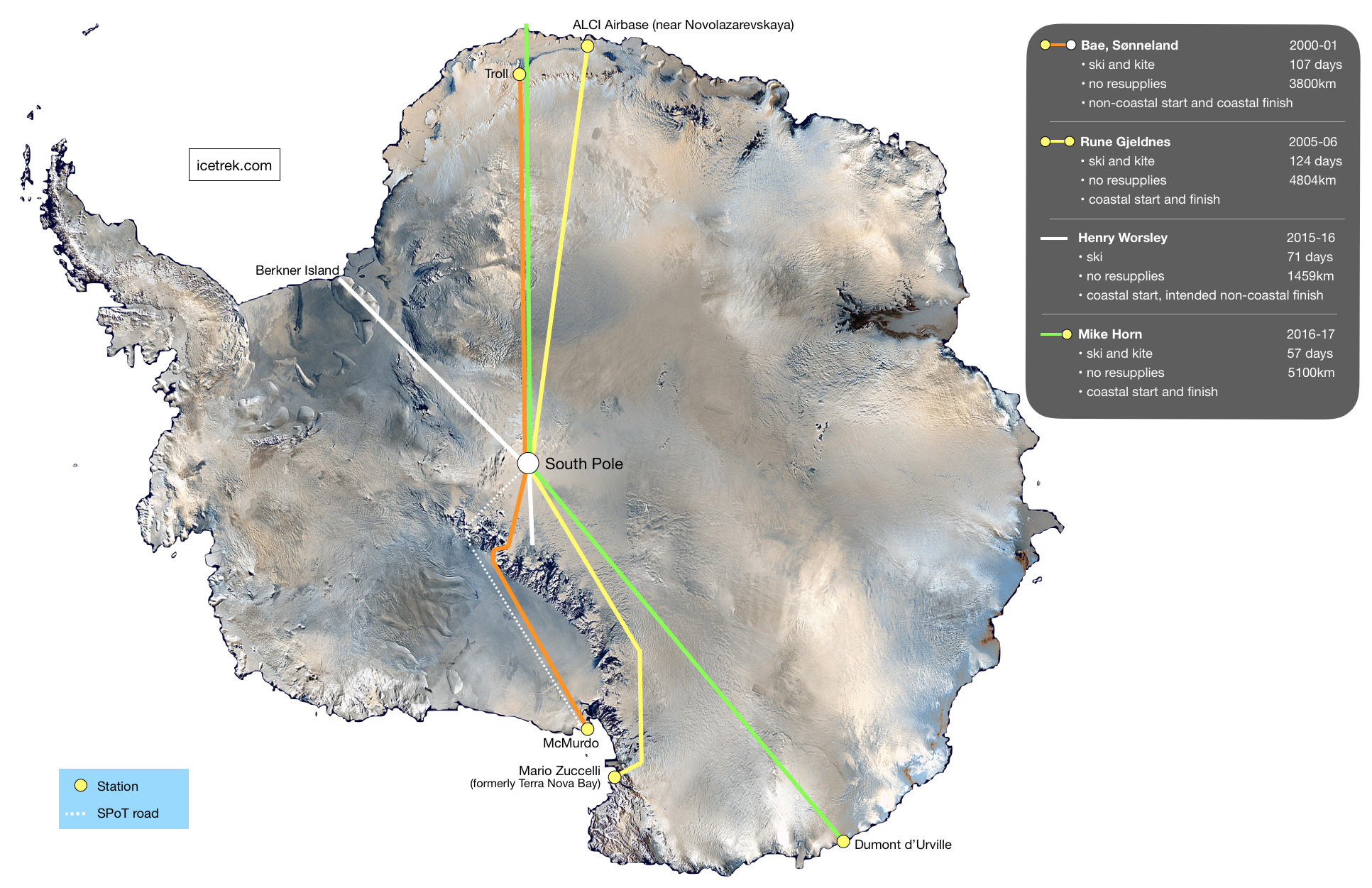 Crossing Antarctica: How the Confusion Began and Where Do We Go From ...