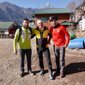 Winter 8000'ers: The Latest From Manaslu, Nanga Parbat and K2