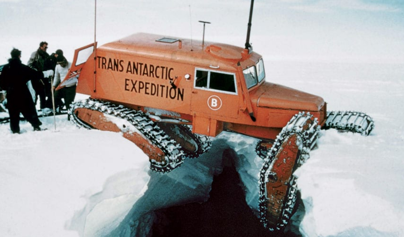 Crossing Antarctica How The Confusion Began And Where Do