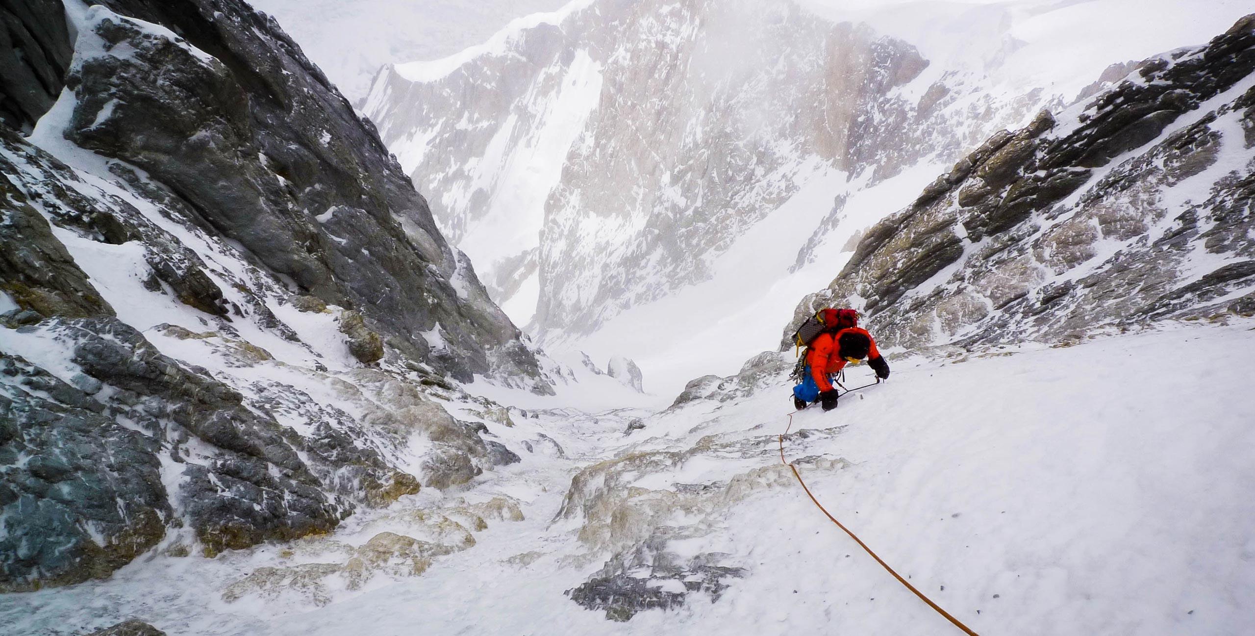 4babeeeead Alpine style at its best  Czechs Marek Holeček and Zdeněk Hák stunned the  climbing community by opening