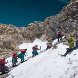 After Aconcagua Success, Bolivian Women Ponder Their Next Move