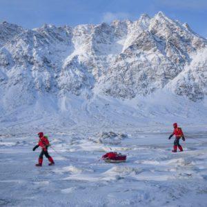 Ski Expedition Across Kamchatka Begins