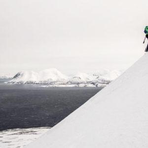 "Kilian Jornet completes Epic ""Hamster Wheel"" Ski Challenge"