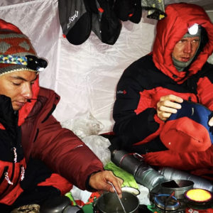 Winter 8000'ers: K2 Climbers reach 7,000m, Nanga Parbat Castaways Wait, and Wait