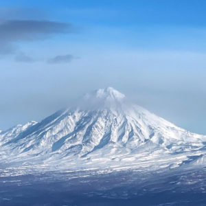 Ski Expedition Across Kamchatka Begins