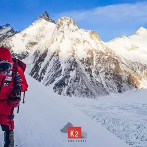 Breaking News: Winter K2 Summit Push is ON