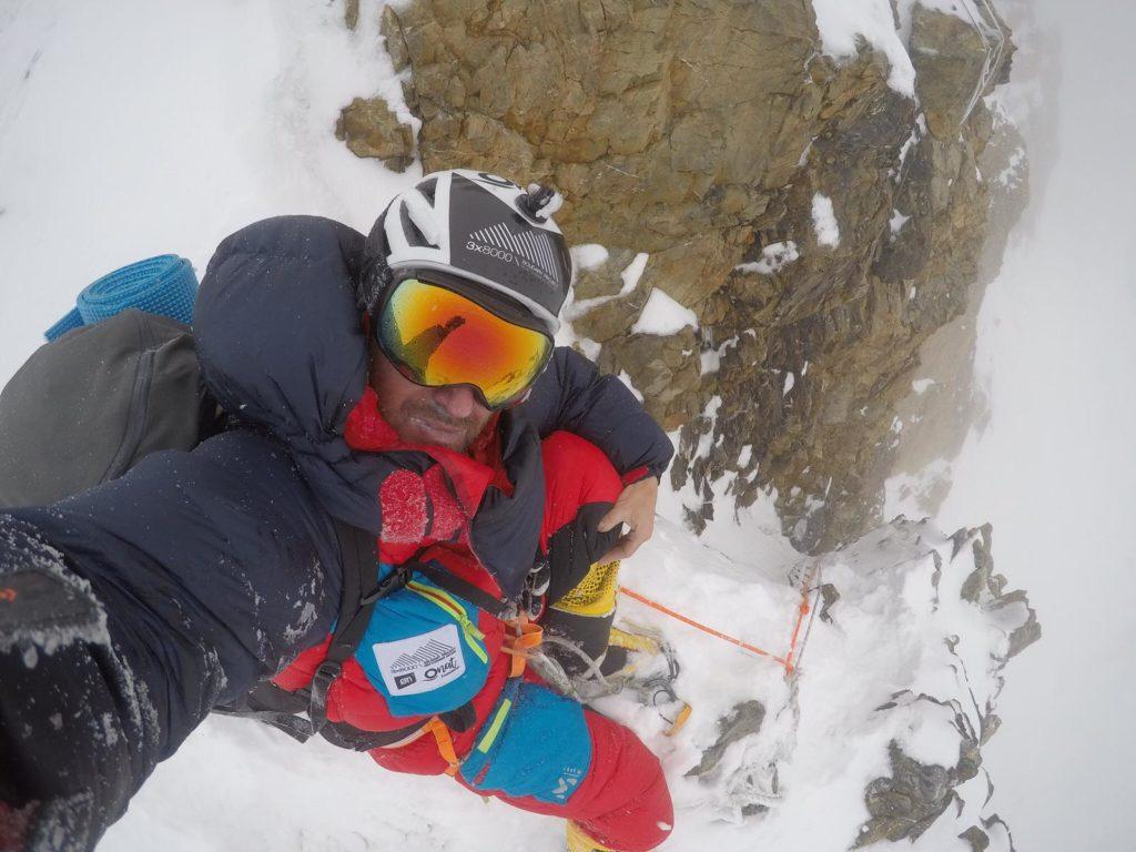 Sergi Mingote on K2, 2018