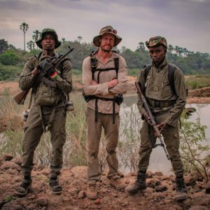 Interview: Chaz Powell on Trekking the Gambia